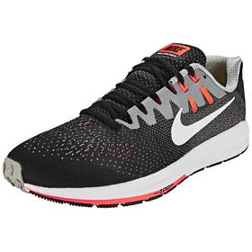 Nike Air Zoom Structure 20 Miehet Juoksukengät , harmaa/musta